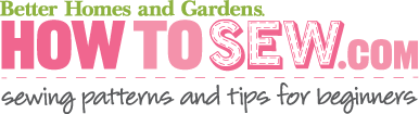 better homes and gardens howtosew-logo