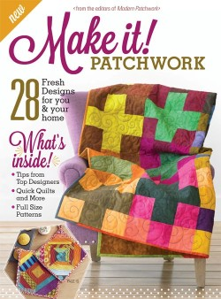Make It Patchwork - cover