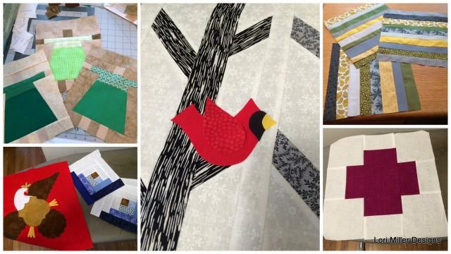 quilt roundup collage lori miller designs