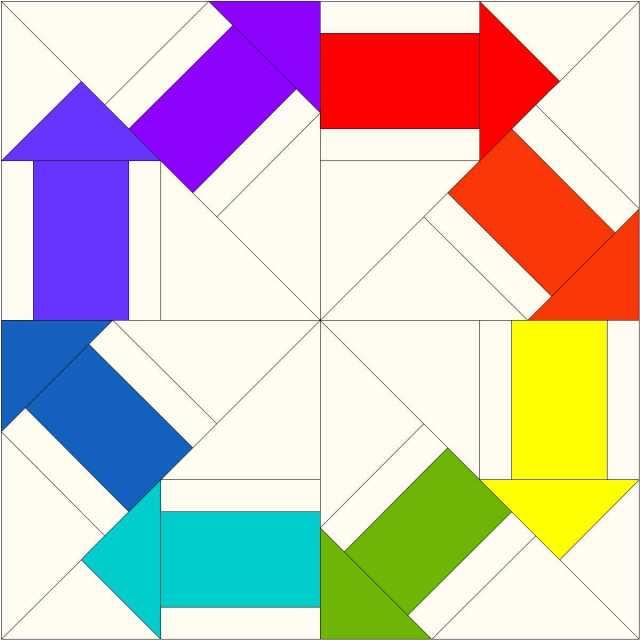 mod-arrows-pillow
